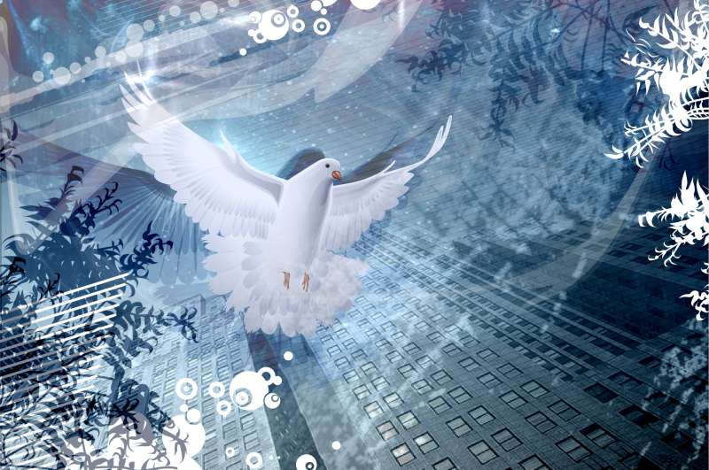 Het werk van de Heilige Geest (1)