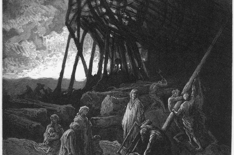 Noach – man van Gods ark