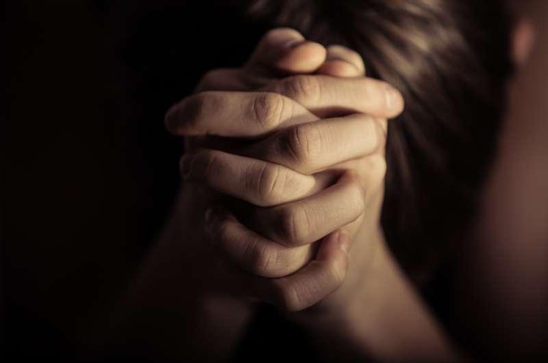 Bidden in Jezus Naam